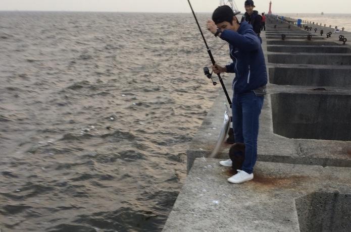 タチウオ 釣り方