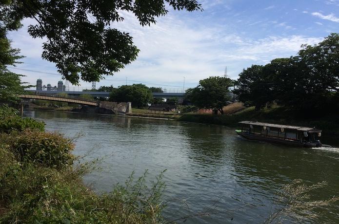 伏見港公園 釣り