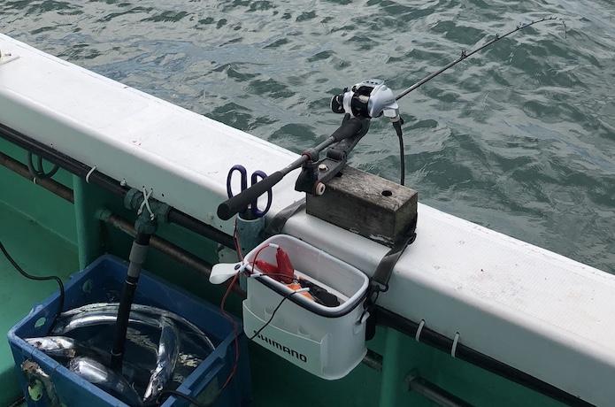 フォースマスター400 船釣り
