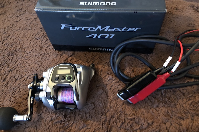 フォースマスター401
