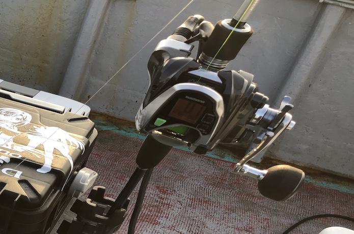フォースマスター 800 釣り