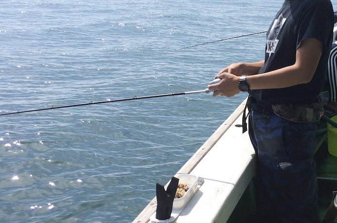 船 カワハギ ロッド 重量