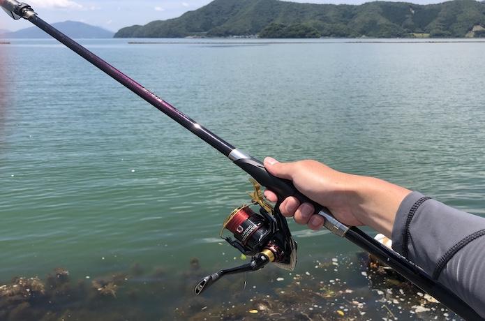 チヌ フカセ釣り タックル