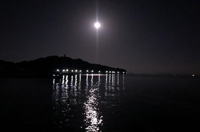 イカメタル 満月